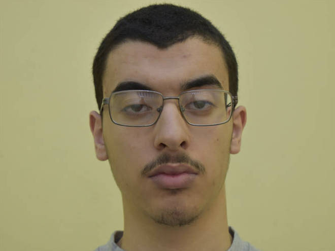 Jailed: Hashem Abedi, younger brother of the Manchester Arena bomber Salman Abedi.