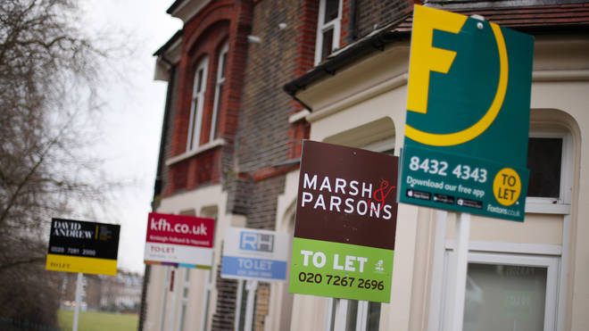 The previous ban on eviction cases was due to expire on Sunday 23 August