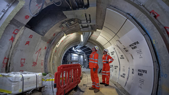 Crossrail will not open until 2022, project confirms