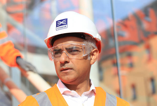 Mayor of London Sadiq Khan has expressed disappointment at the delays