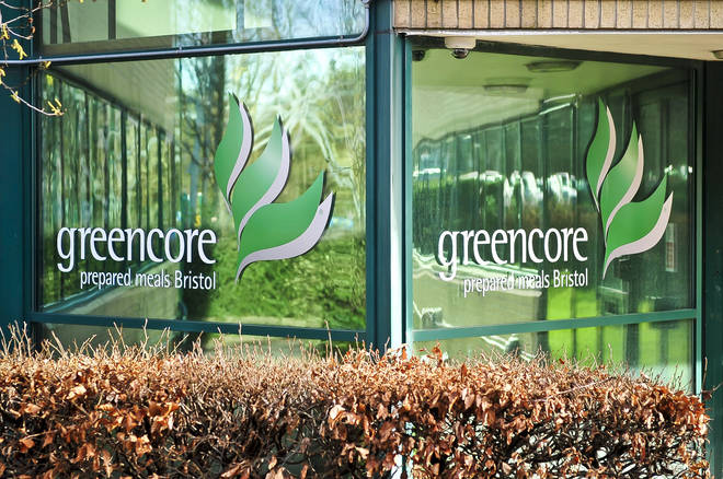 A Greencore factory in Northampton had a coronavirus outbreak