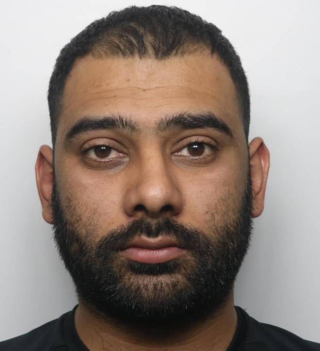 Nabil Chaudhry was jailed for seven and a half years