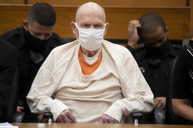 Joseph DeAngelo has been sentenced to life in prison