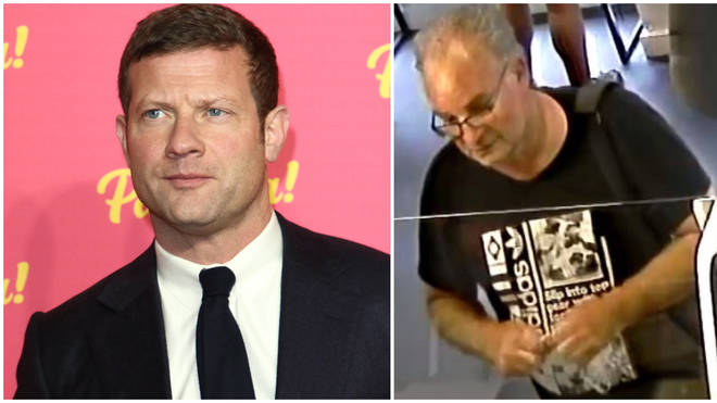 "Dermot O&squot;Leary has said his wedding ring was ""stolen"""