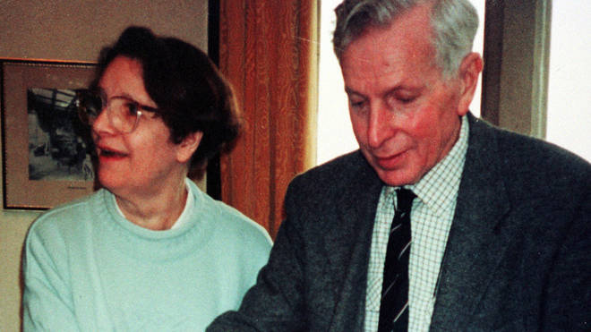 Donald Leslie Ward and his wife Auriel were found murdered at their home in Lacey Grove, Wilmslow, Cheshire