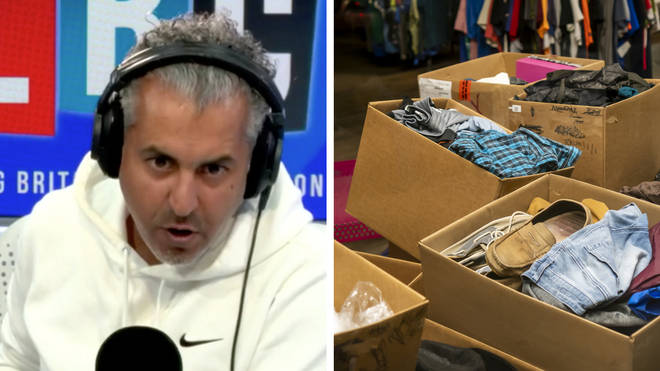 """A caller who works in the fashion supply chain said some factory conditions were """"like the depths of hell"""""""