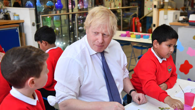 The Prime Minister is leading the push to get pupils back to schools