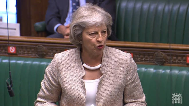 Theresa May said lives had suffered as a result of the drug's use