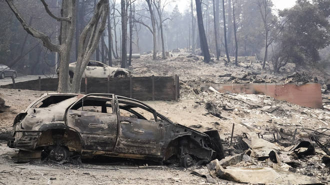 Nearly 25,000 people are under evacuation orders or warnings