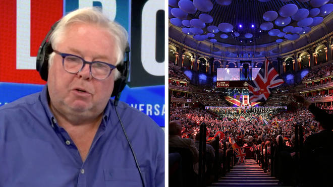 Nick Ferrari spoke to a professional musician about the Last Night of the Proms