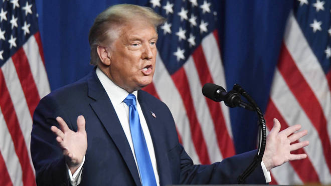 The Republican Party has formally nominated US President Donald Trump for a second term in the White House