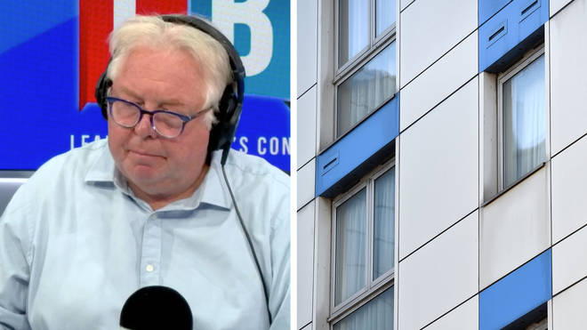 Nick Ferrari heard Kate's story about her flat being worthless