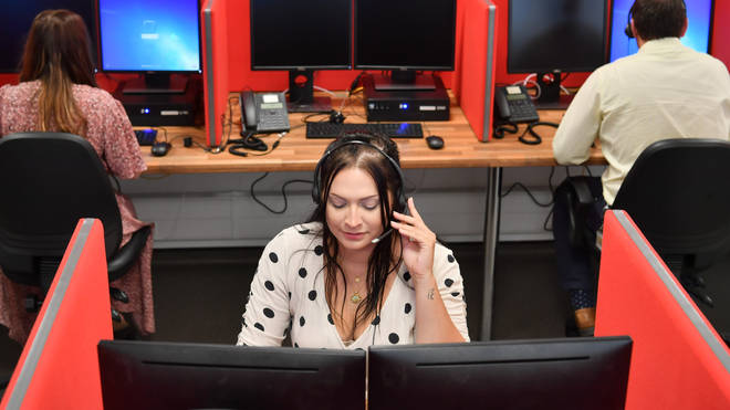 Callers reported receiving poor treatment for rejecting or submitting to harassment