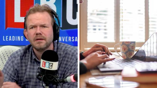 James O'Brien heard how Stuart is losing his job