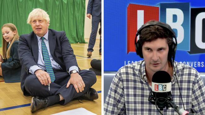 "NEU chief accuses Boris Johnson of ""devolving responsibility"" over face masks in schools"