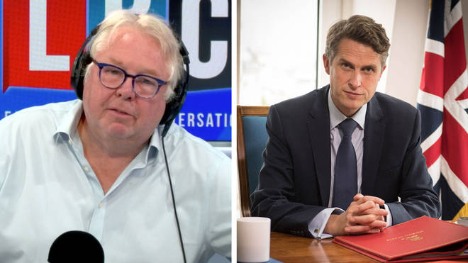 Nick Ferrari heard from the former chair of Ofsted about Gavin Williamson