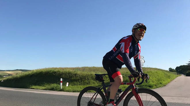 Over the last 13 years he has been a dedicated fundraiser for Help For Heroes
