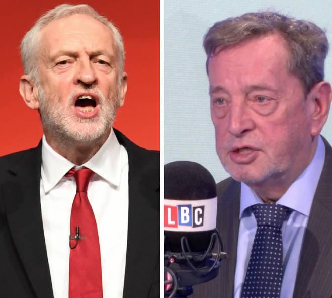 Corbyn Blunkett