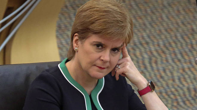 The First Minister said the Government has been holding talks with business leaders