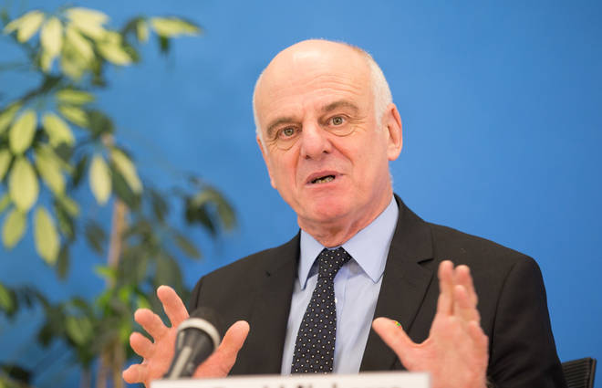 Dr David Nabarro told LBC that local monitoring of coronavirus is crucial when making decisions to travel to work