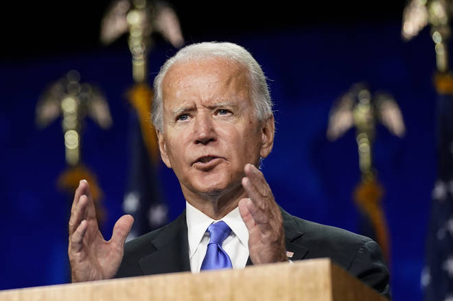 The caller claimed Joe Biden is ignoring the white working classes