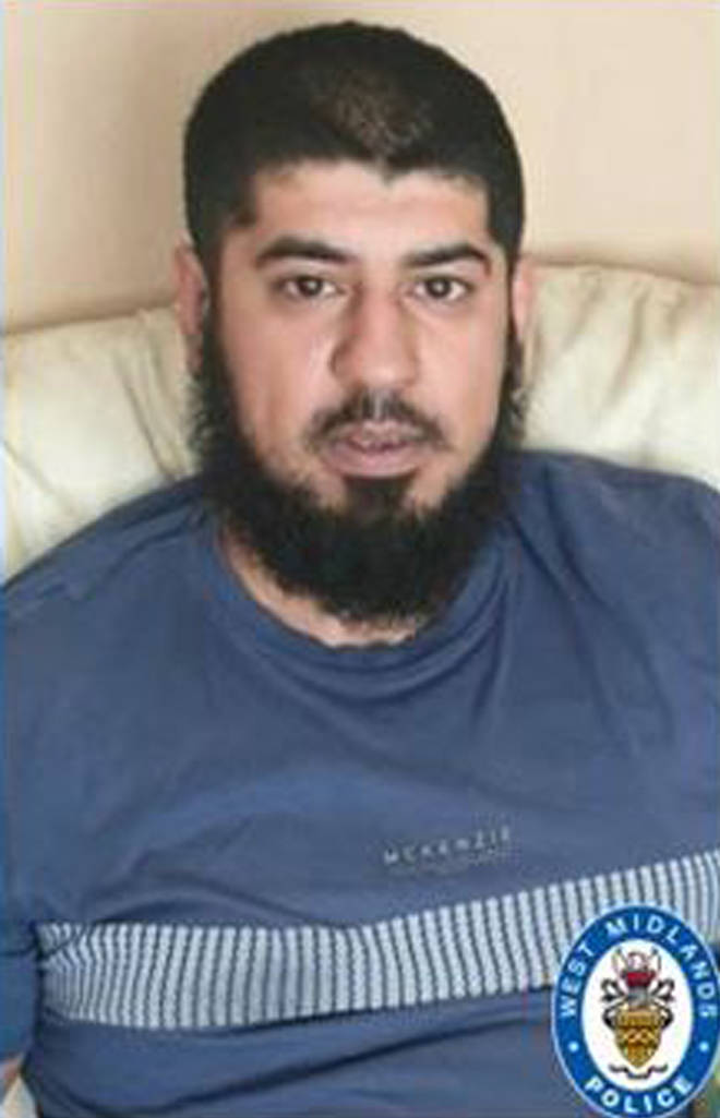Murtaza Nazit, 26, who was shot dead on Bagshaw Road in Stechford, Birmingham