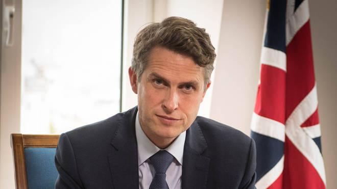 The survey has bad news for embattled Education Secretary Gavin Williamson