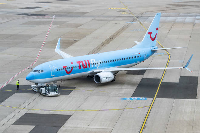 File photo: All passengers on TUI Flight 6215 from Zante to Cardiff on 25 August have been told to self-isolate