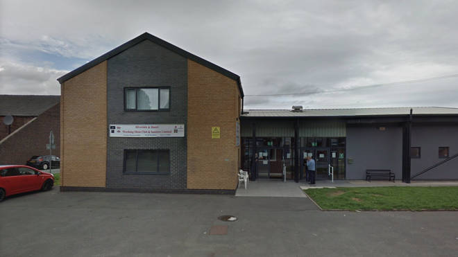 There are 16 known cases linked to the event at Silverdale Working Men's Club on August 16