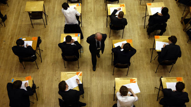 Next year's exams could be delayed, the education secretary has admitted
