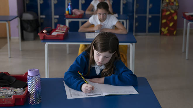 Teachers believe most pupils are three months behind in their studies