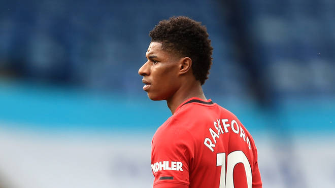 Marcus Rashford is spearheading a task force to tackle child poverty in the UK