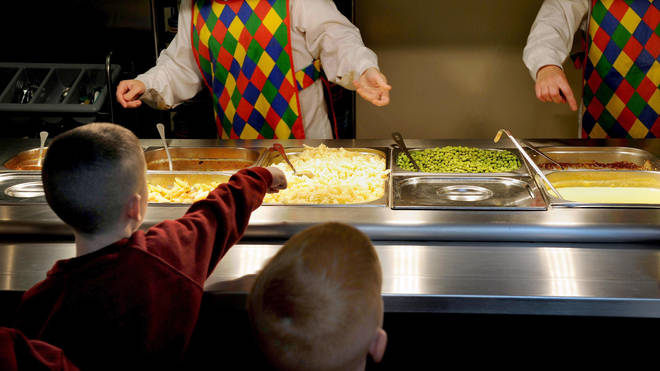 The Government sparked controversy over free school meals when it refused to extend the scheme due to Covid-19