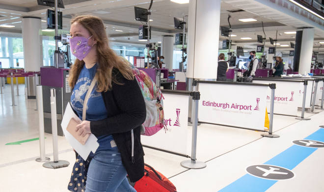 Scottish holidaymakers returning from Greece will need to self-isolate for 14 days