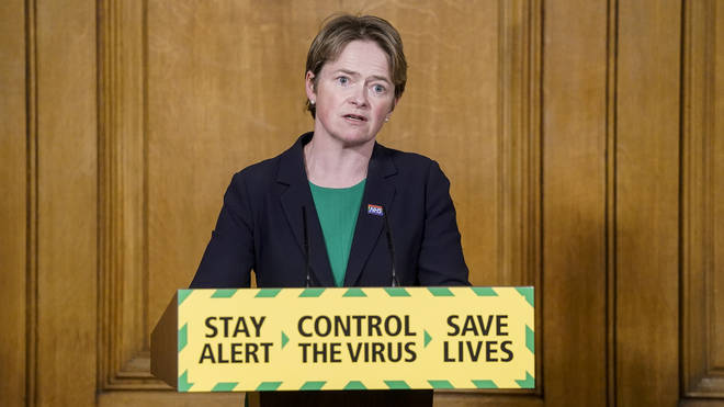 Earlier this month, Mr Hancock said the NIHP, to be lead by Tory peer Dido Harding, would focus on health threats including infectious diseases, pandemics and biological weapons.