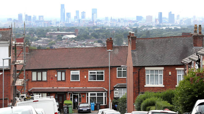 Several boroughs in Greater Manchester will remain in lockdown despite higher infection rates elsewhere