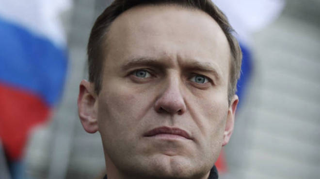 Alexei Navalny was poisoned with a nerve agent, the German government has said
