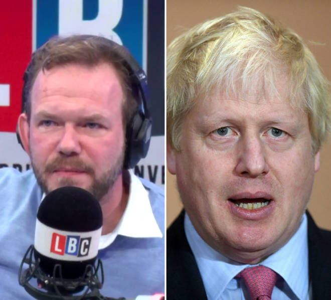 James O'Brien heard a brilliant theory about Boris Johnson