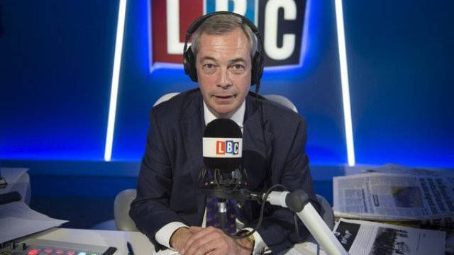 The Nigel Farage Show: Watch Here