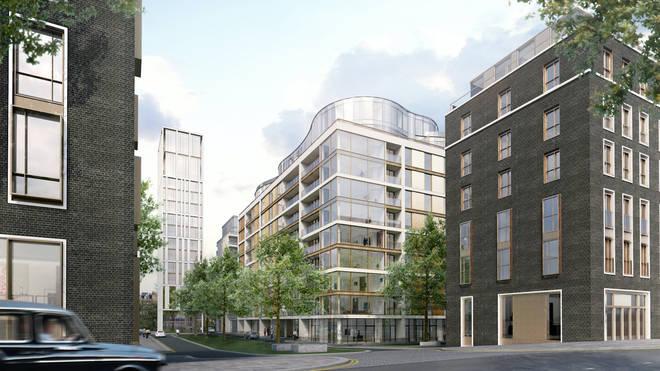 New housing for Grenfell Tower survivors