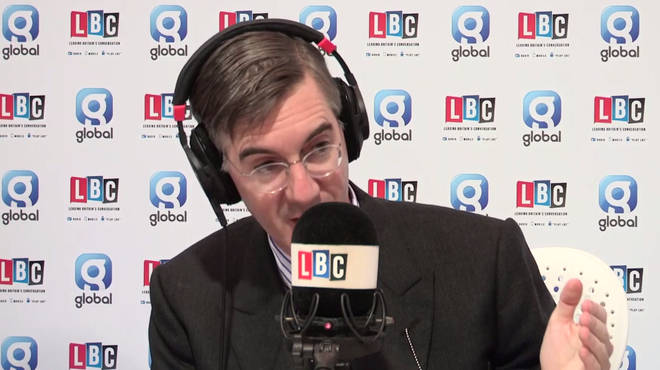 Jacob Rees-Mogg live from Conservative Party Conference