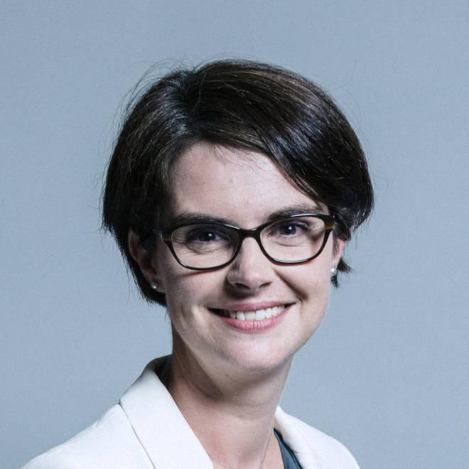 Norwich North MP Chloe Smith