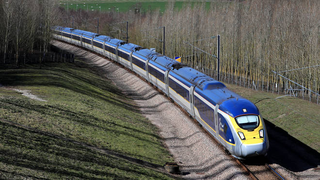 The move comes as a part of a plan to reduce Eurostar's timetable to core routes only