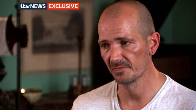 Charlie Rowley was exposed to the substance in the 2018 attack