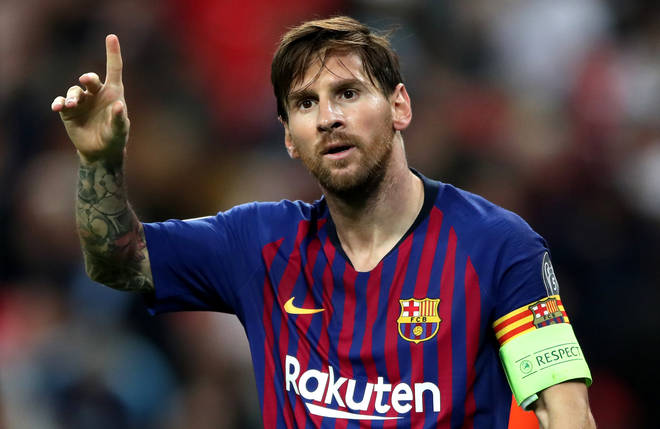 Lionel Messi has confirmed he will stay at Barcelona for the 2020-21 season