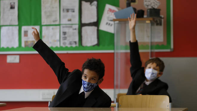 Most pupils across the UK have now returned to school