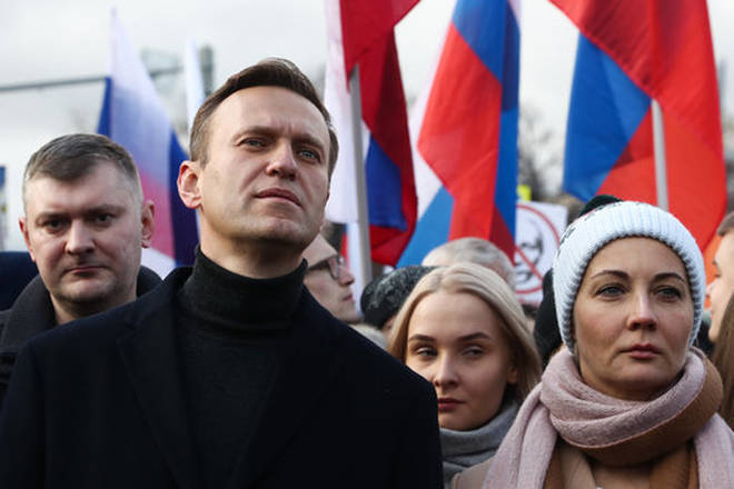 Alexei Navalny was found to have been poisoned with Novichok