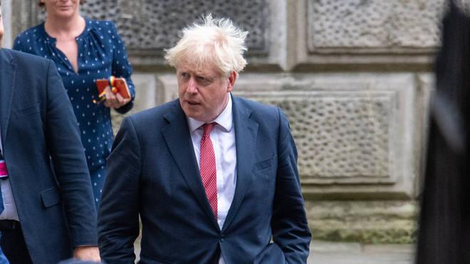 "Boris Johnson has said airport testing would create a ""false sense of security""."