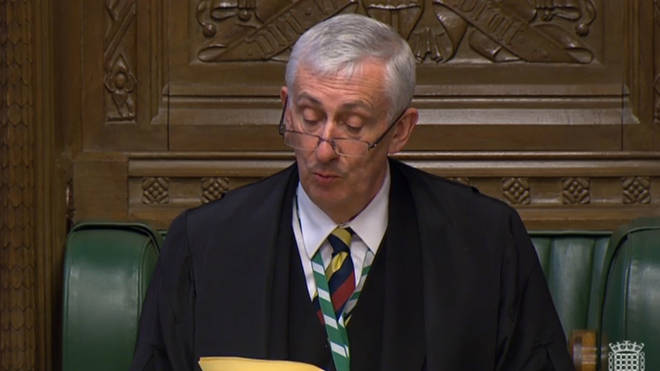 Speaker Sir Lindsay Hoyle has said he wants MPs to be tested every day