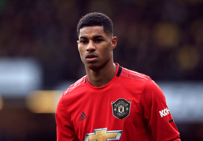 Marcus Rashford has criticised a Tory MP for his comments